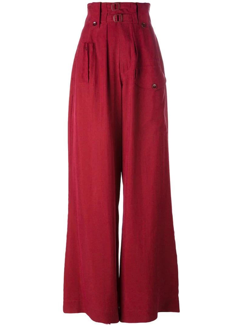 брюки палаццо купить
