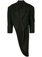 Фото асимметричный пиджак Yohji Yamamoto