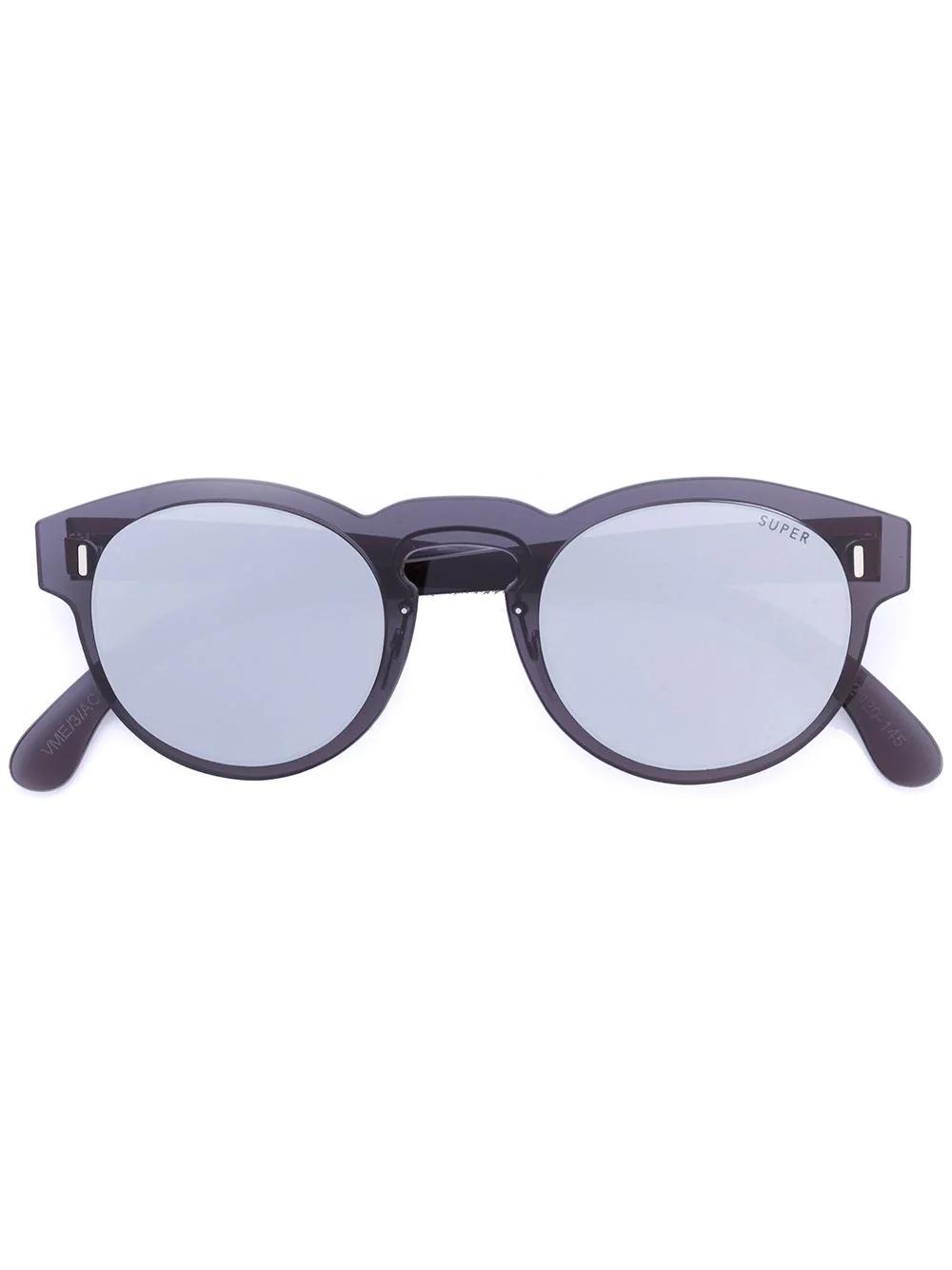 Retrosuperfuture | солнцезащитные очки с круглой оправой | Clouty