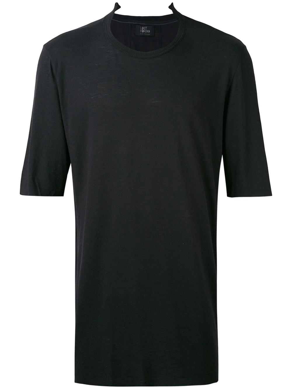 Lost & Found   базовая футболка   Clouty