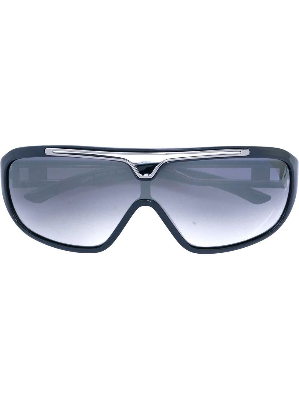 Jean Paul Gaultier Pre-Owned | Jean Paul Gaultier Pre-Owned большие солнцезащитные очки | Clouty