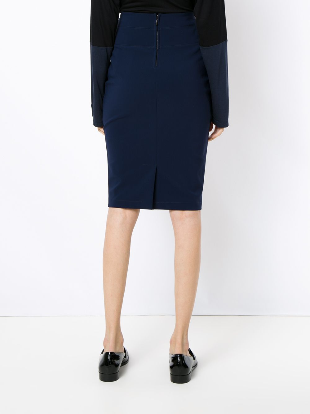 Gloria Coelho | pencil skirt | Clouty