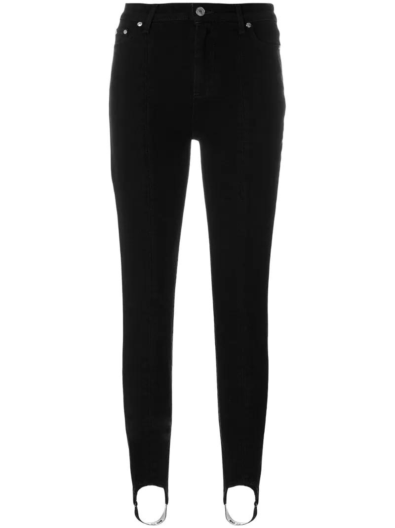 MSGM | Чёрный джинсы  MSGM | Clouty