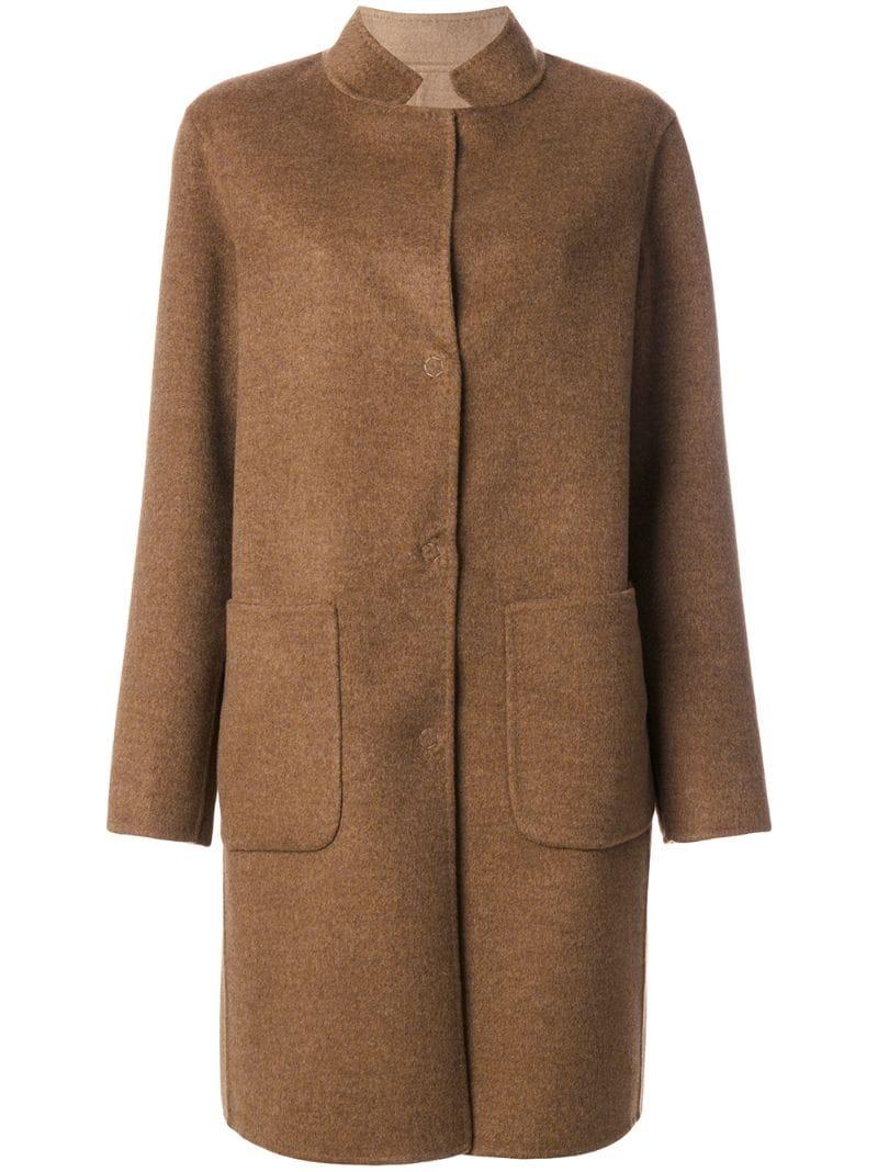 Manzoni 24 | однобортное пальто | Clouty