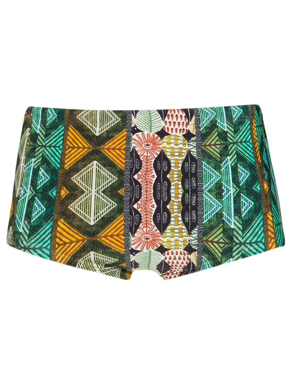 Lygia & Nanny | Lygia & Nanny printed swim trunks | Clouty
