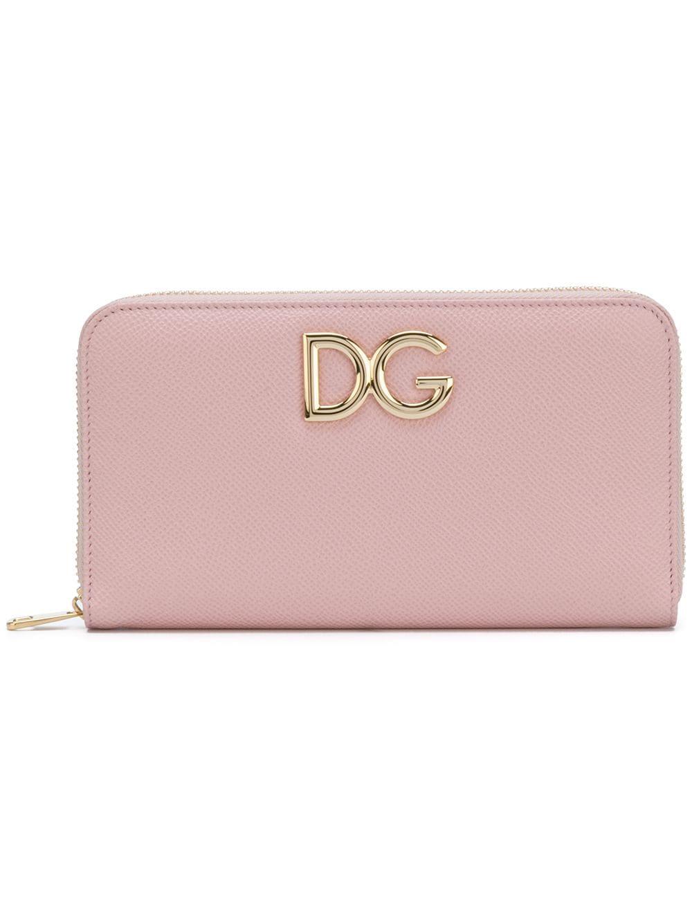 Dolce & Gabbana | кошелек с логотипом | Clouty