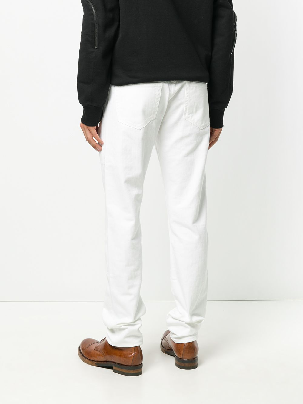 Officine Générale | джинсы кроя слим | Clouty
