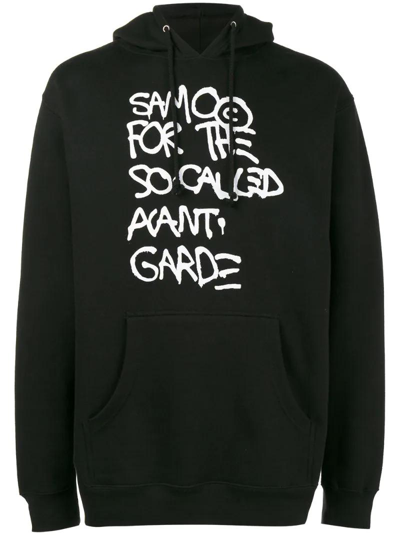 худи 'Samo' Jean-Michel Basquiat X Browns