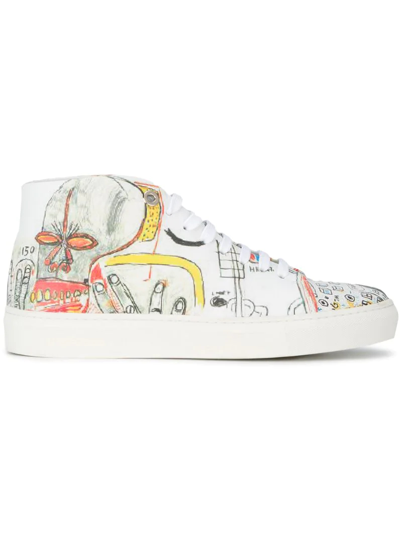 кроссовки 'Rome Pays Off' Jean-Michel Basquiat X Browns