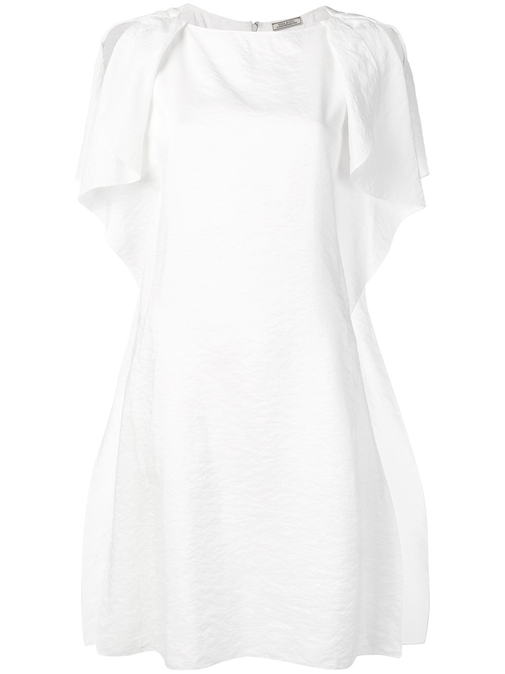 NINA RICCI | платье с оборками | Clouty