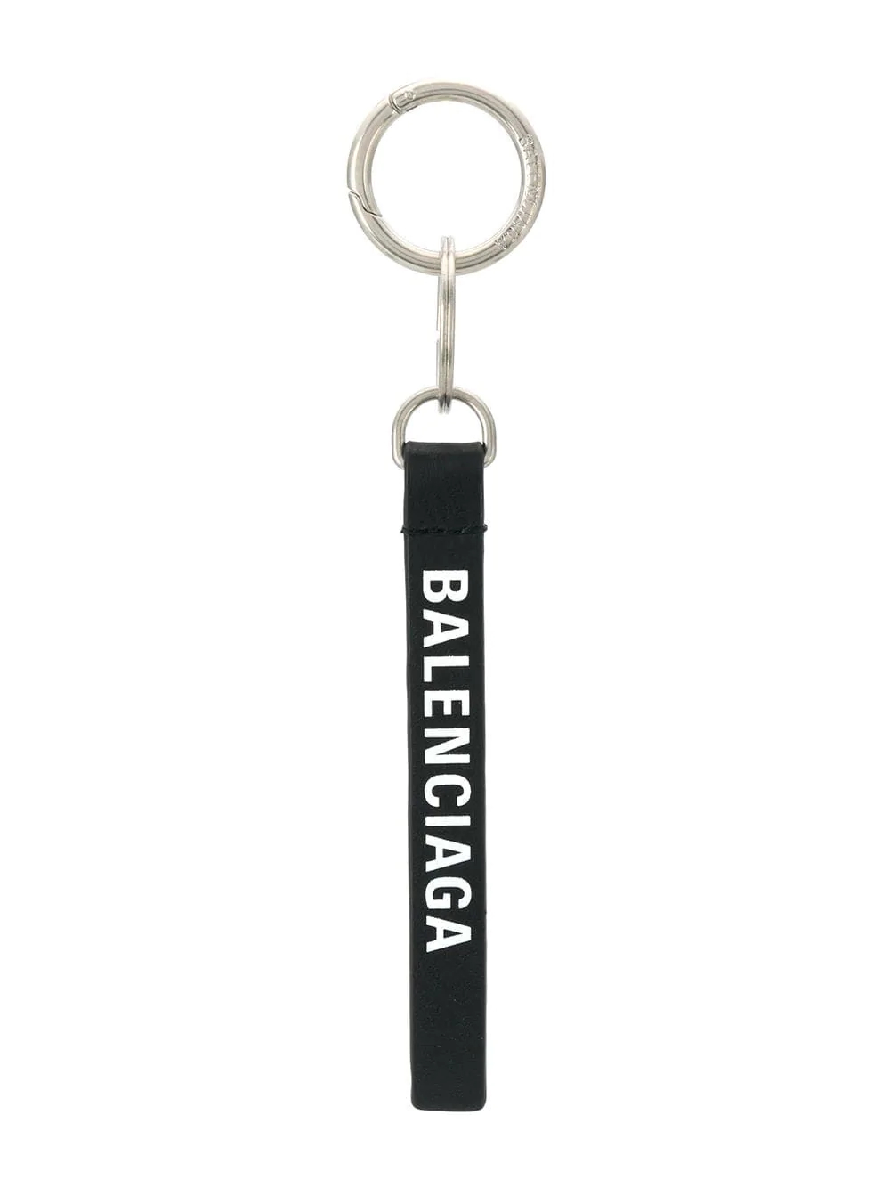 Balenciaga | Balenciaga брелок для ключей с логотипом | Clouty
