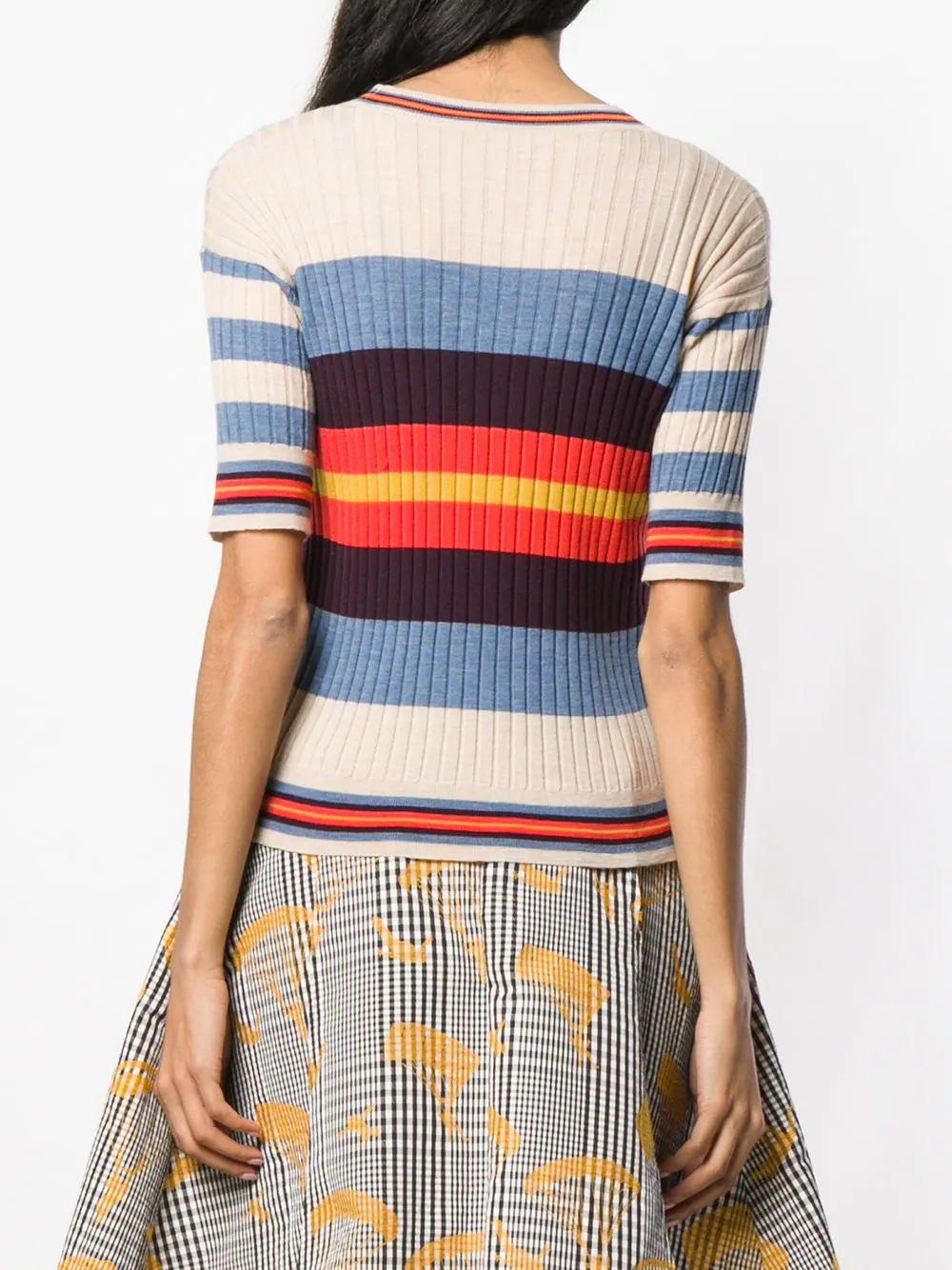 Henrik Vibskov | Soap knitted top | Clouty