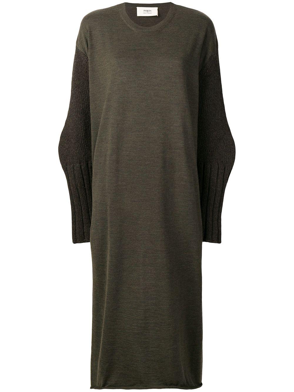 Ports 1961 | asymmetrical jumper | Clouty