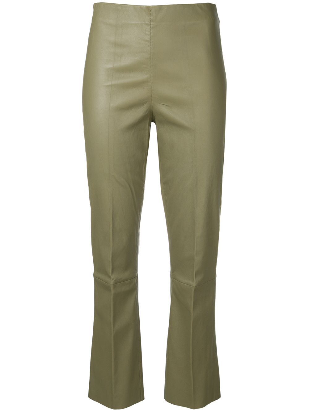 By Malene Birger | Florentina stretch-fit leather trousers | Clouty