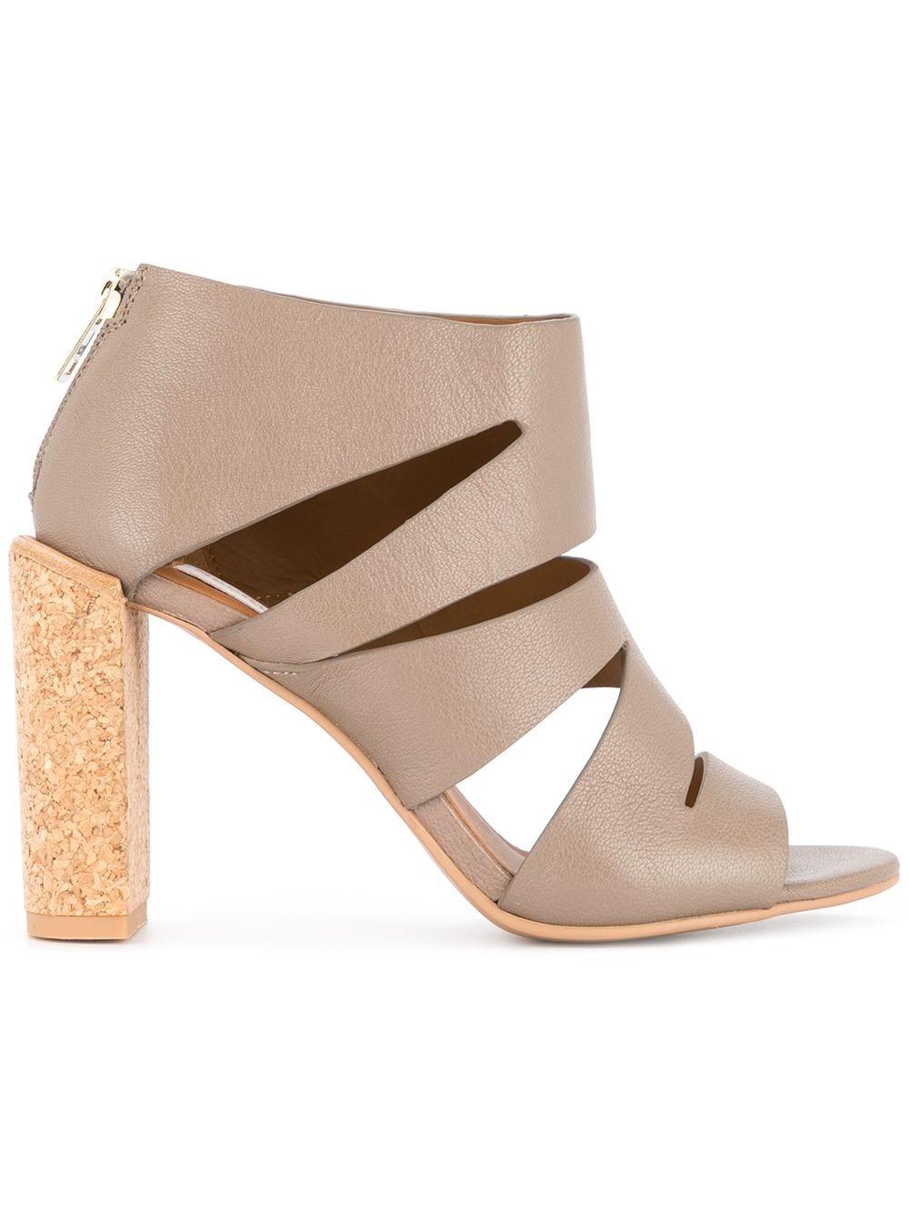 See by Chloé | block heel sandals | Clouty