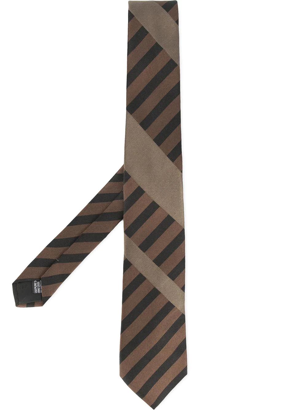 Cerruti 1881 | Cerruti 1881 галстук в диагональную полоску | Clouty