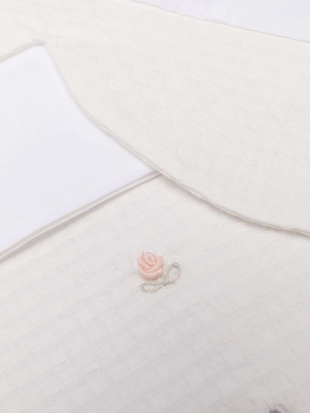 La Stupenderia | La Stupenderia одеяло с цветочной отделкой | Clouty
