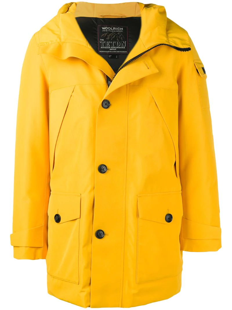 Woolrich | парка с капюшоном | Clouty