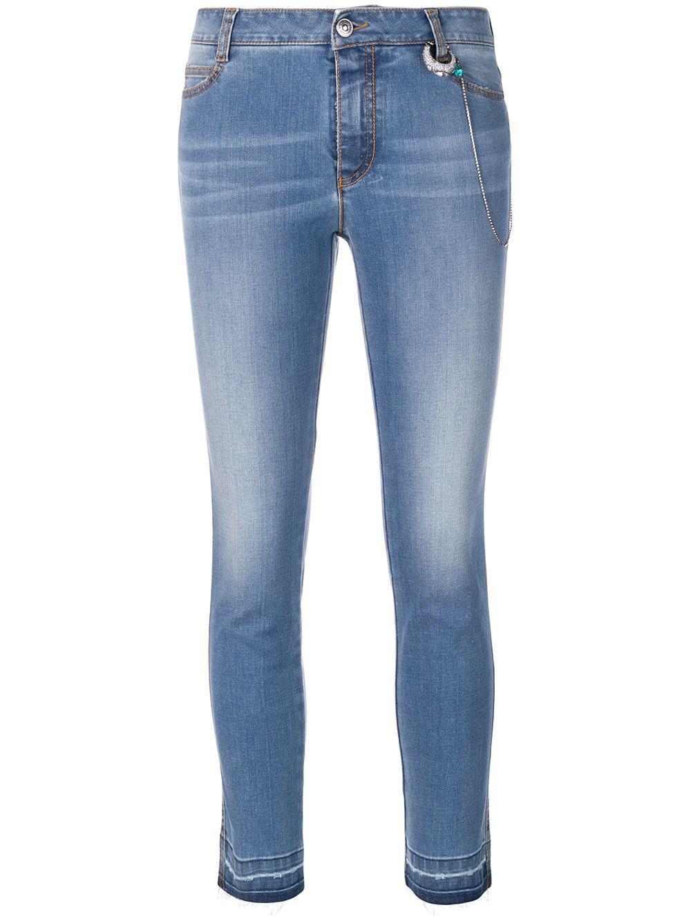 Ermanno Scervino | укороченные джинсы | Clouty