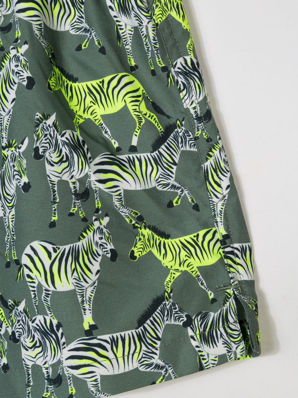 SUNUVA   Sunuva пляжные шорты с принтом   Clouty
