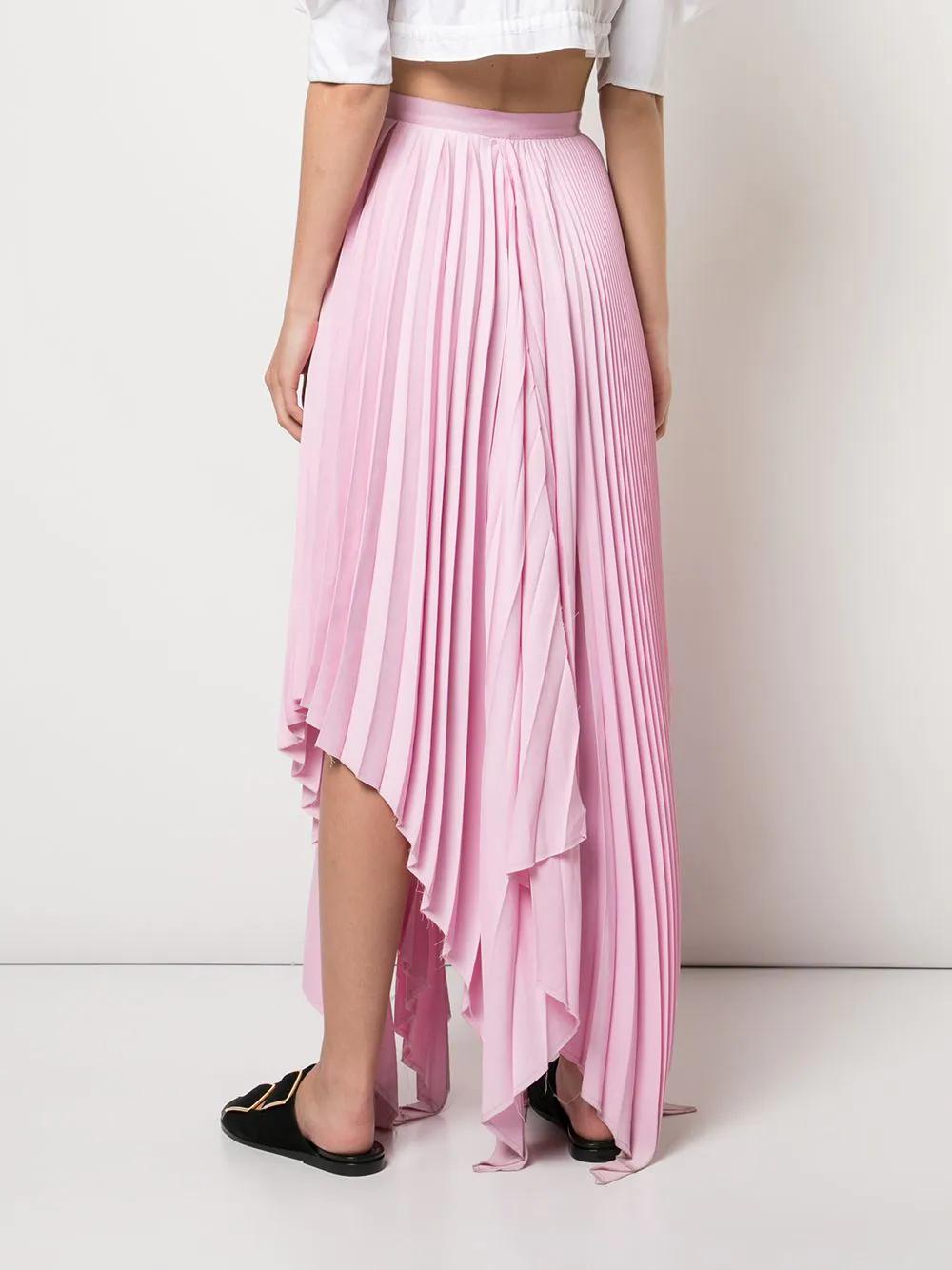 Khaite | юбка 'The Charlotte' | Clouty