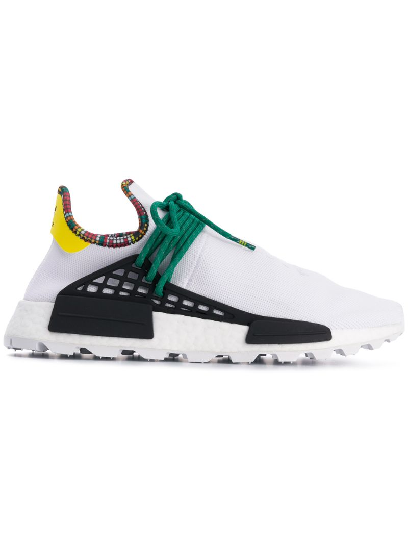 adidas by Pharrell Williams | кроссовки Adidas X Pharrell Williams 'SolarHU NMD ' | Clouty