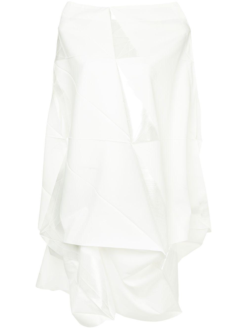 132 5. Issey Miyake | асимметричное платье | Clouty