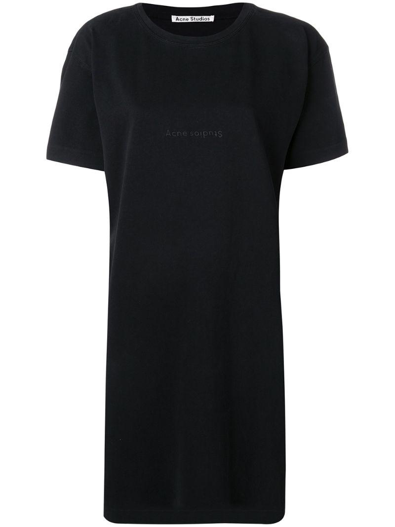 Acne Studios | платье-футболка 'Joupa' | Clouty