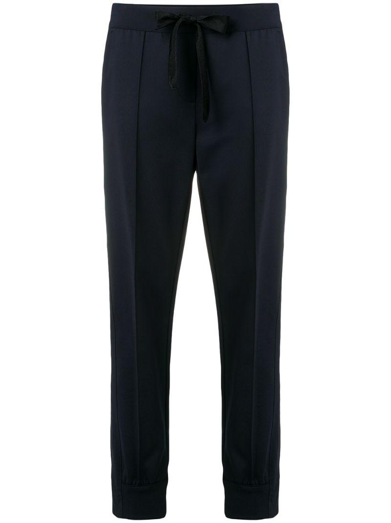 Luisa Cerano | спортивные брюки с окантовкой | Clouty