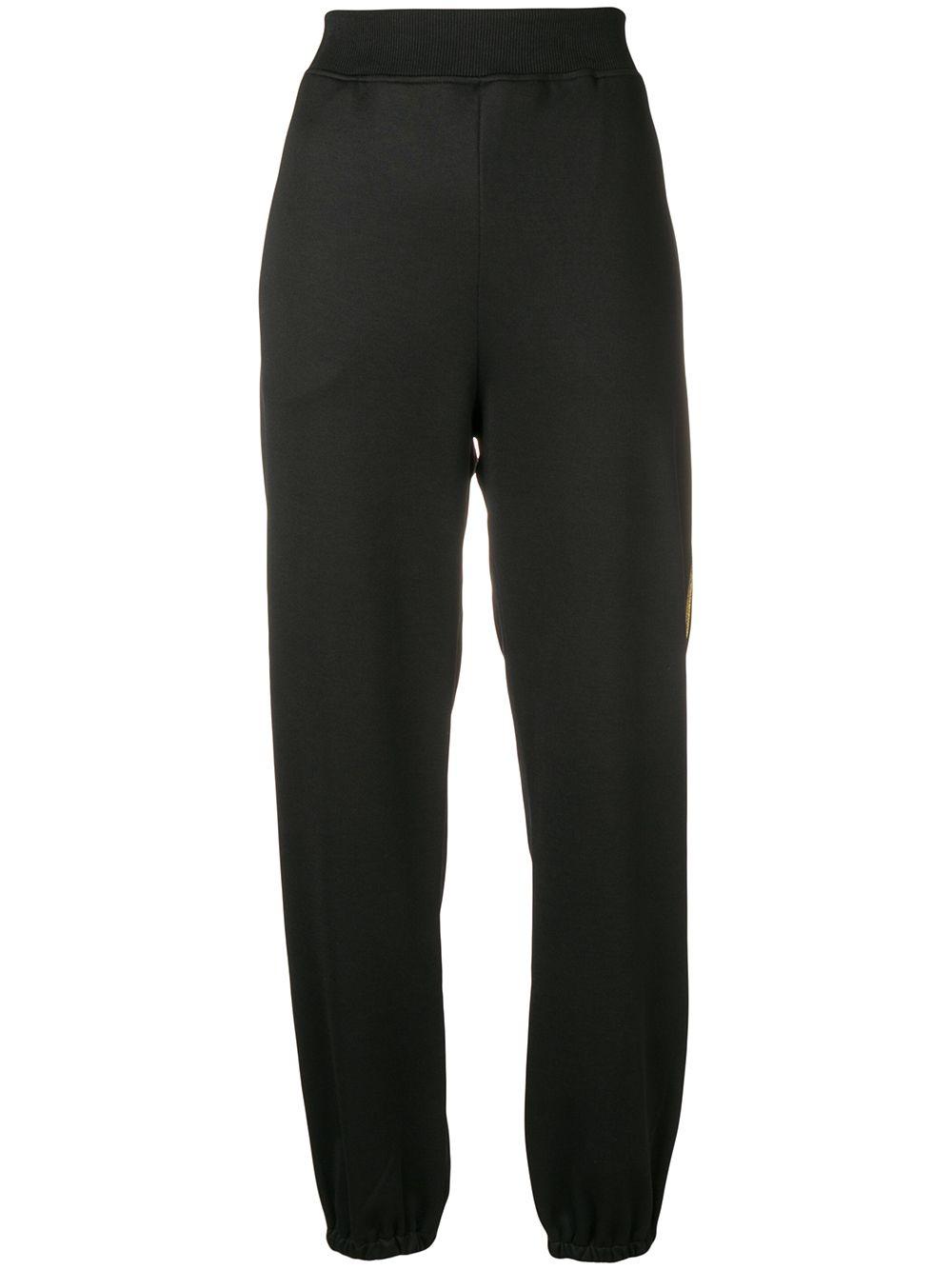 MOSCHINO | спортивные брюки с лампасами | Clouty