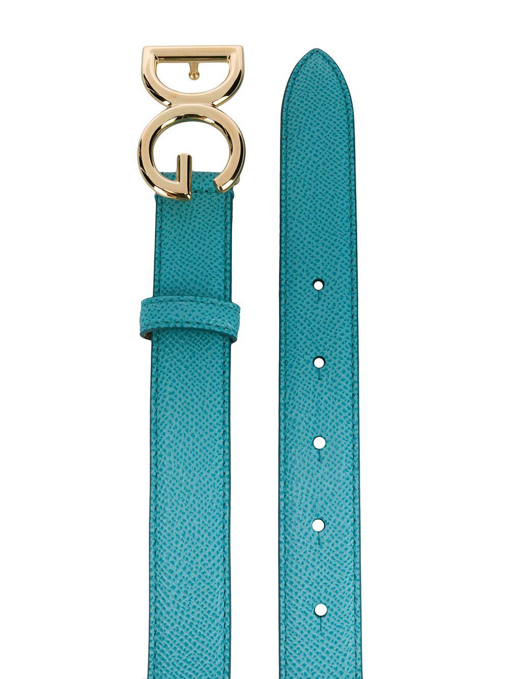 Dolce & Gabbana | ремень с логотипом DG | Clouty