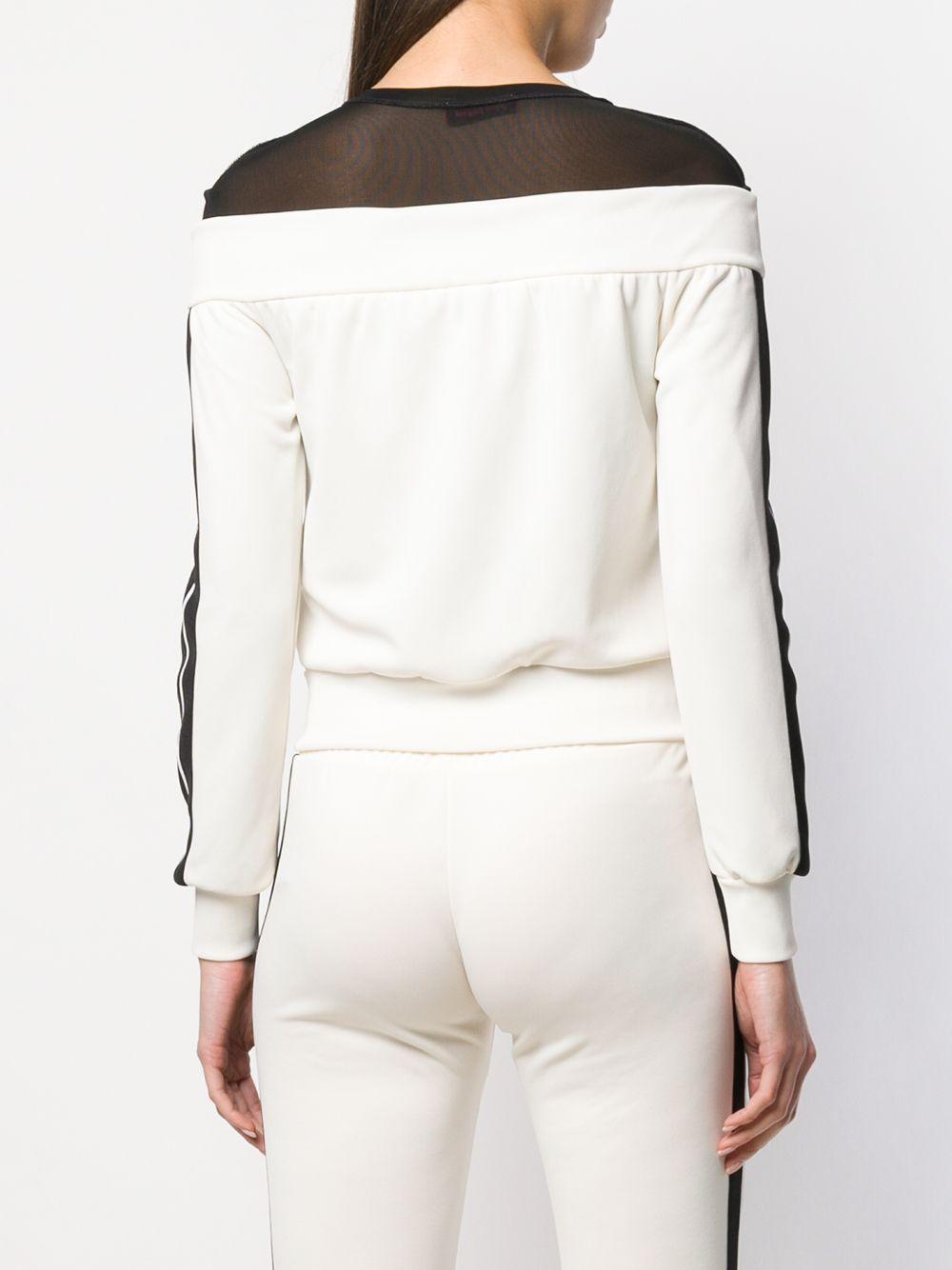 Palm Angels | спортивная куртка со спущенными плечами | Clouty