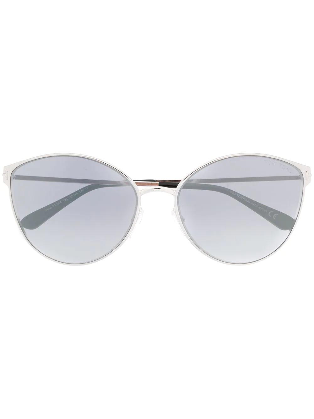 Tom Ford | солнцезащитные очки 'Zeila' | Clouty