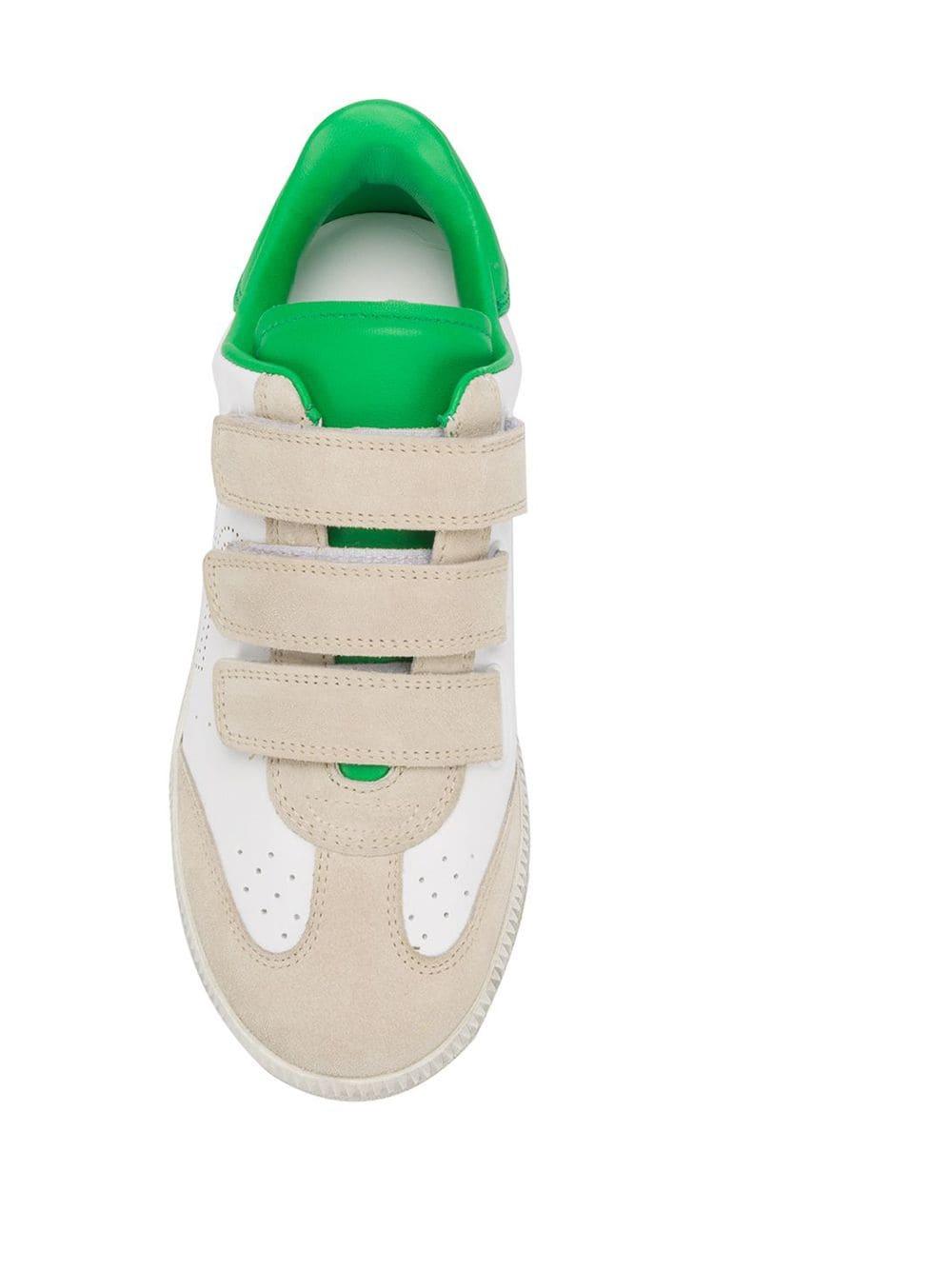 Isabel Marant   Isabel Marant кроссовки на липучках   Clouty
