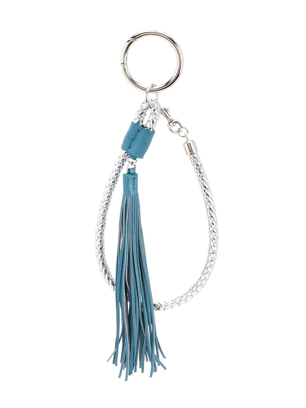 Corto Moltedo | Corto Moltedo плетеный брелок для ключей с кисточкой | Clouty