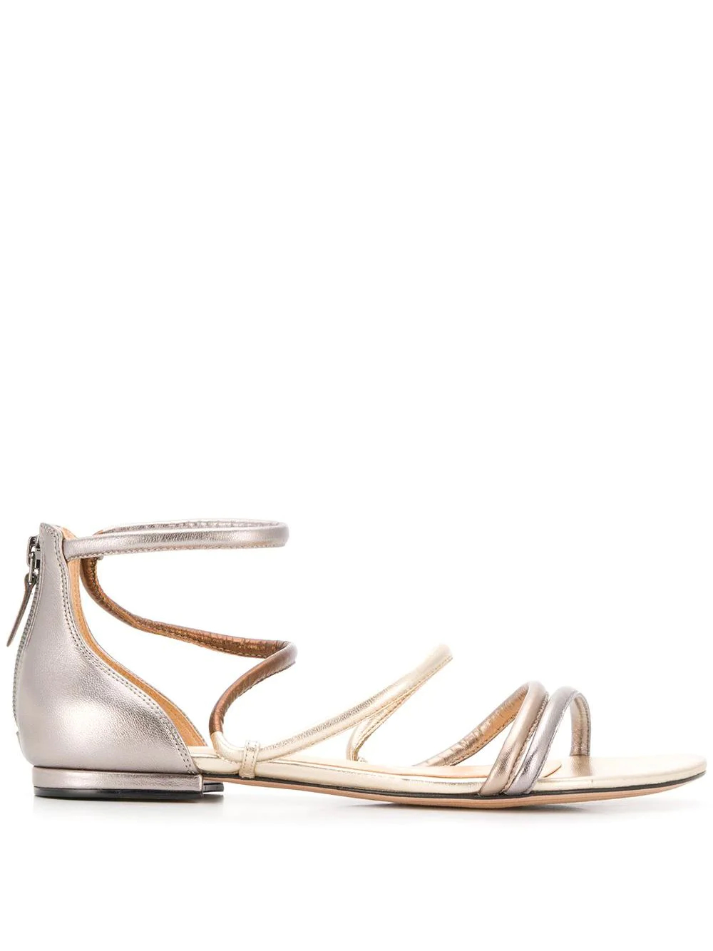 Alexandre Birman | сандалии с ремешками | Clouty