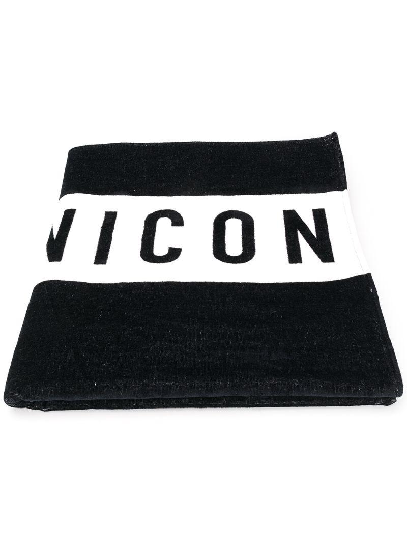 DSQUARED2 | пляжное полотенце с принтом 'Icon' | Clouty
