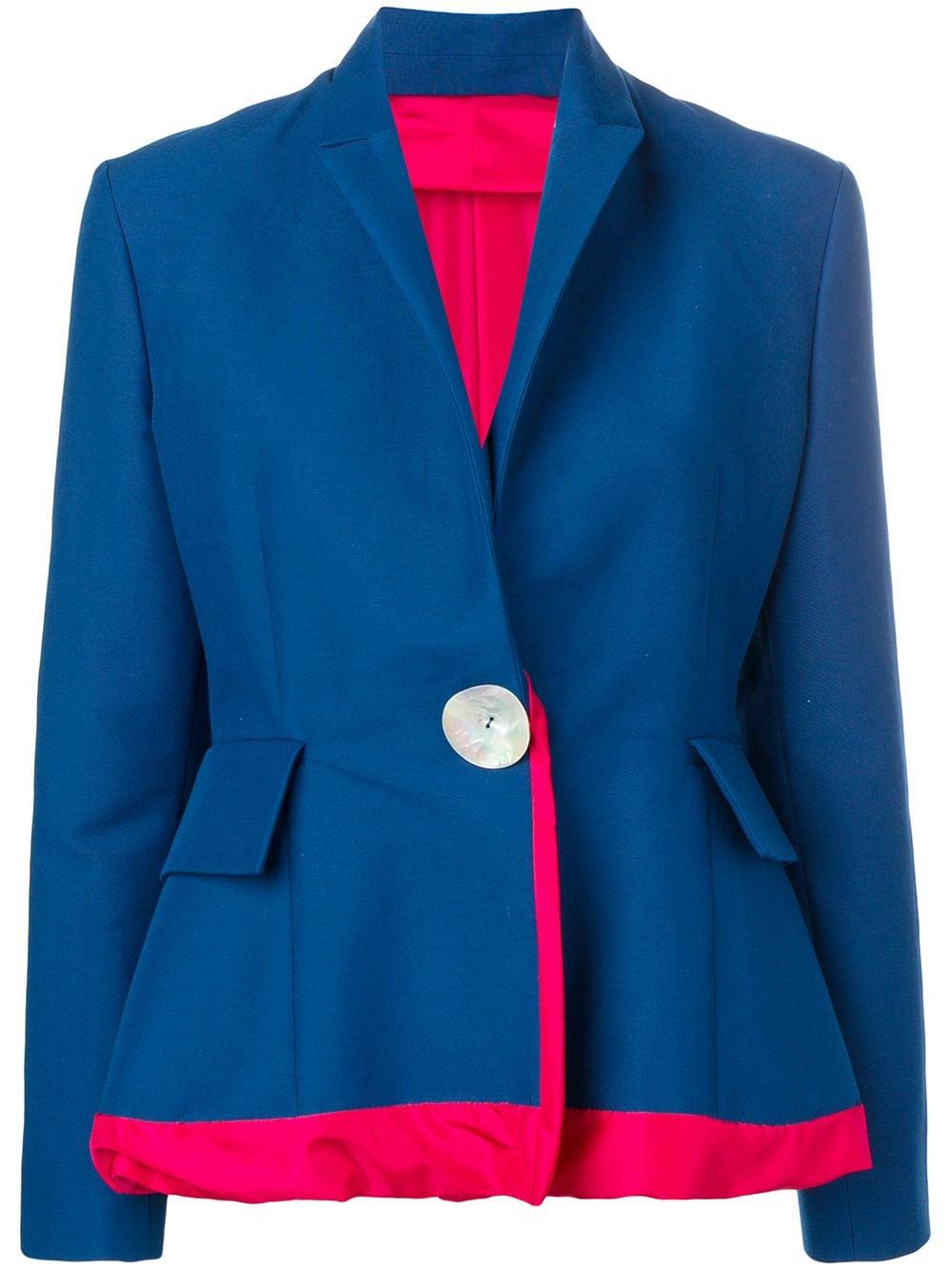 Marni | пиджак с баской | Clouty