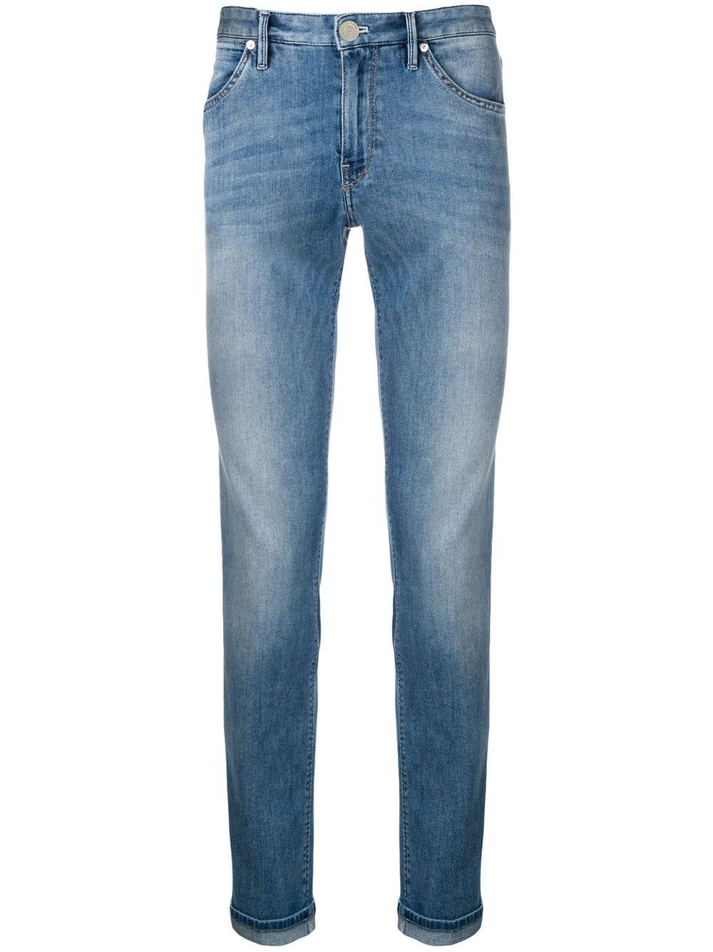 PT05 | джинсы кроя слим | Clouty