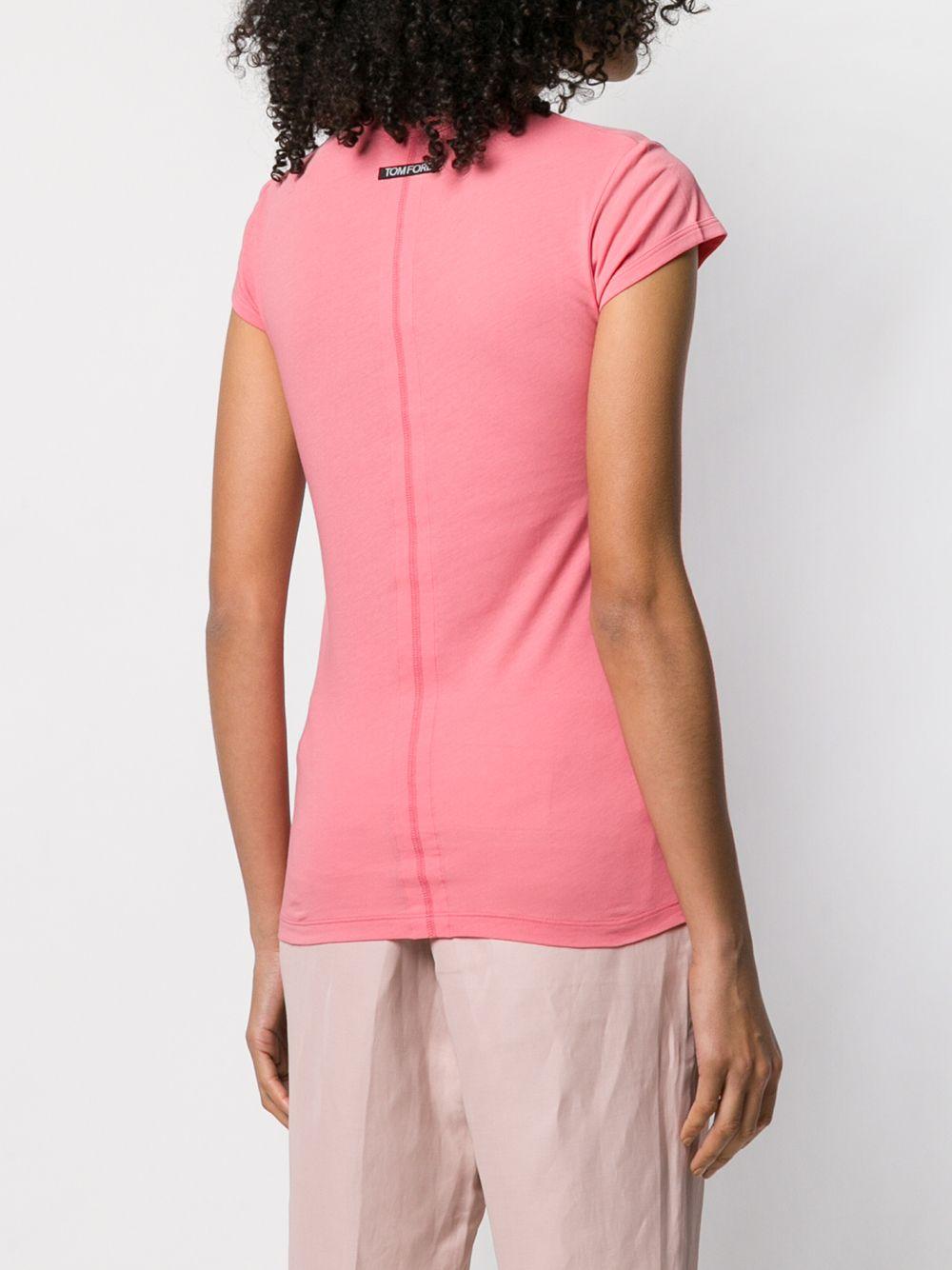 Tom Ford | футболка с круглым вырезом | Clouty