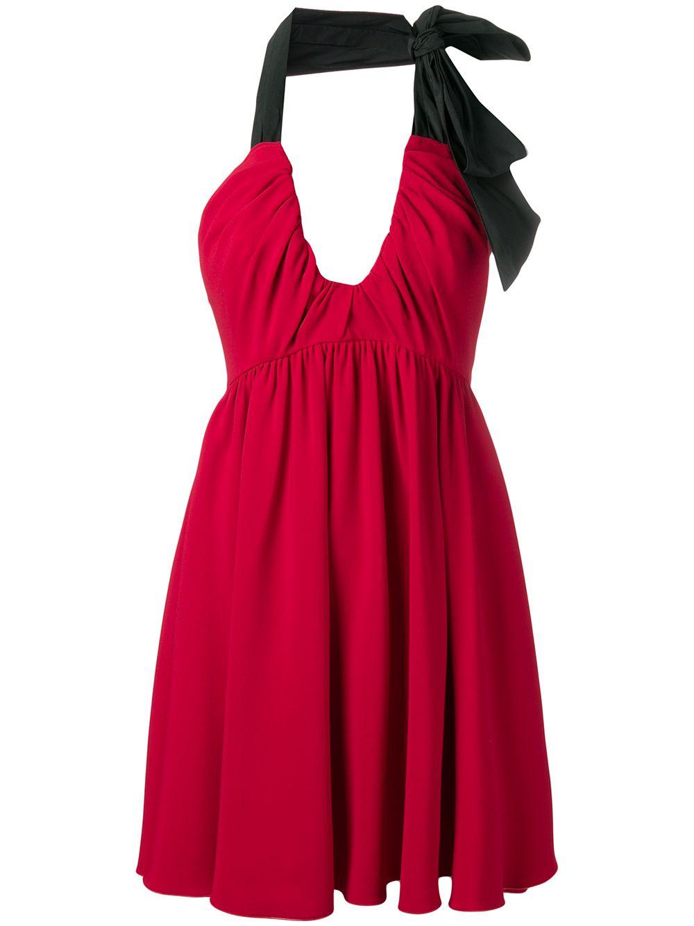 No. 21 | платье мини Rosso | Clouty