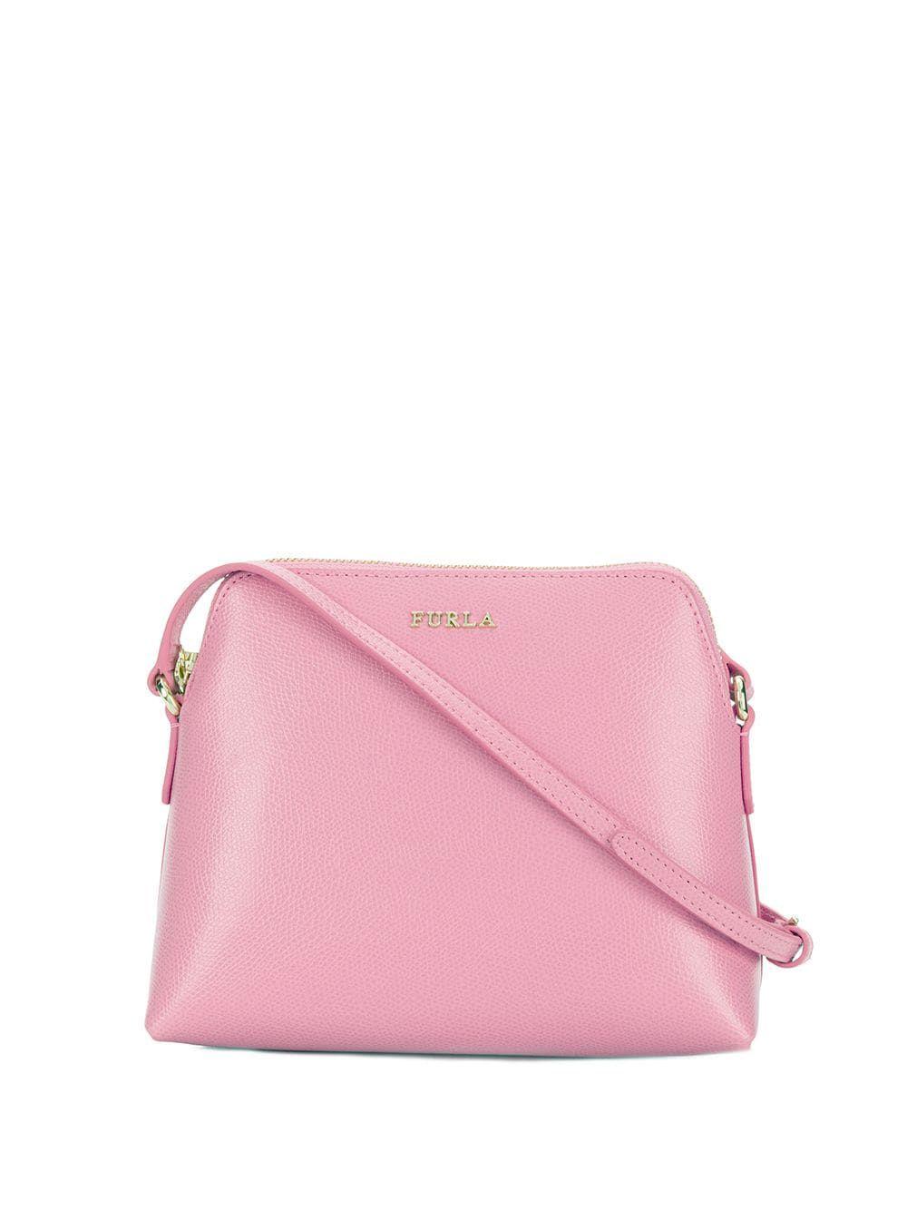 FURLA | сумка через плечо с клатчем и картхолдером | Clouty