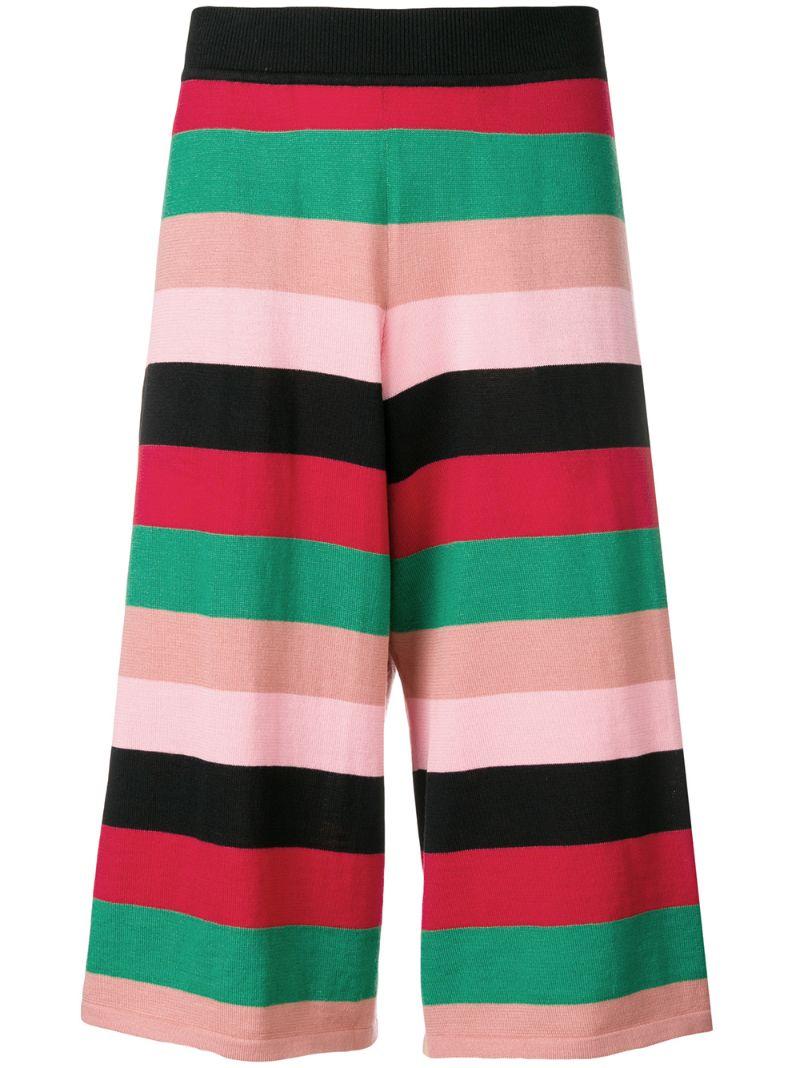 Loewe | полосатые шорты | Clouty