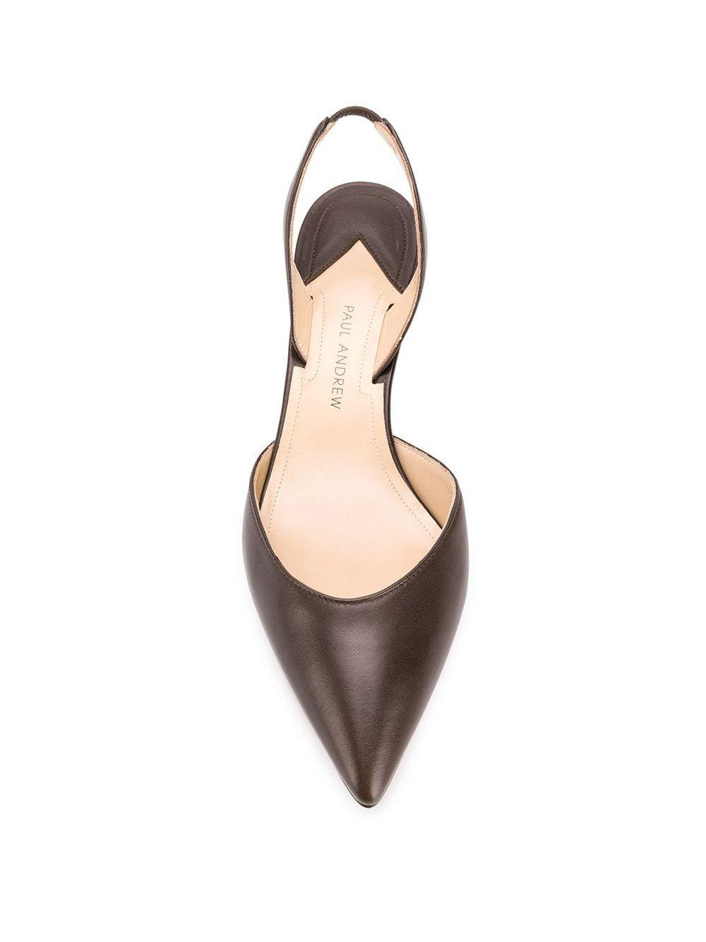 Paul Andrew | туфли-лодочки на каблуке | Clouty