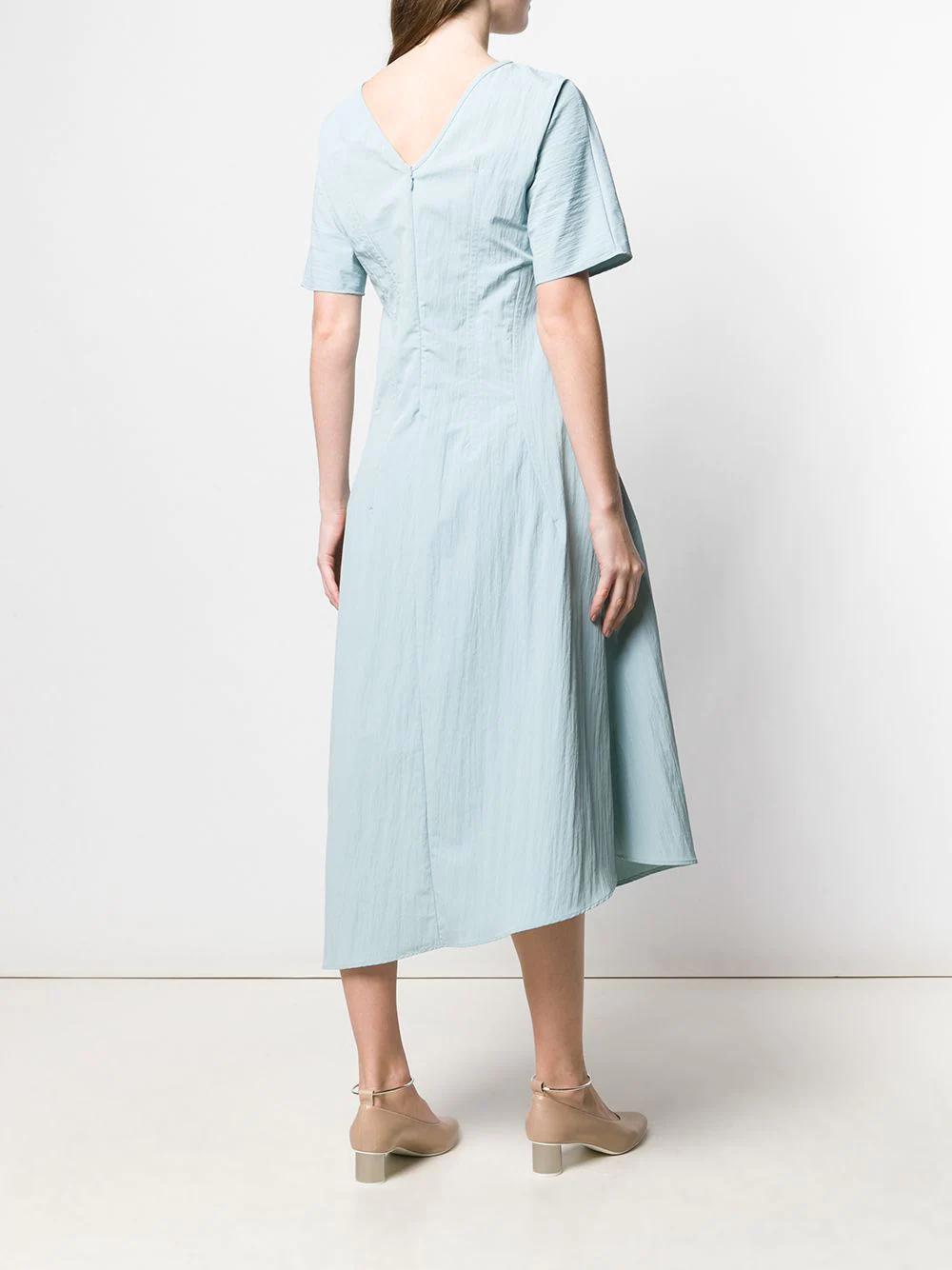 JIL SANDER | платье миди Girasole | Clouty