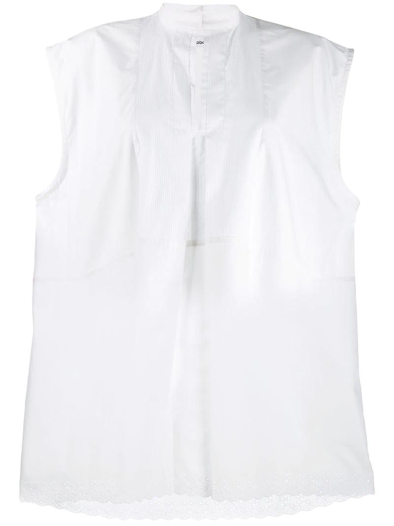 Paco Rabanne | блузка-туника без рукавов | Clouty