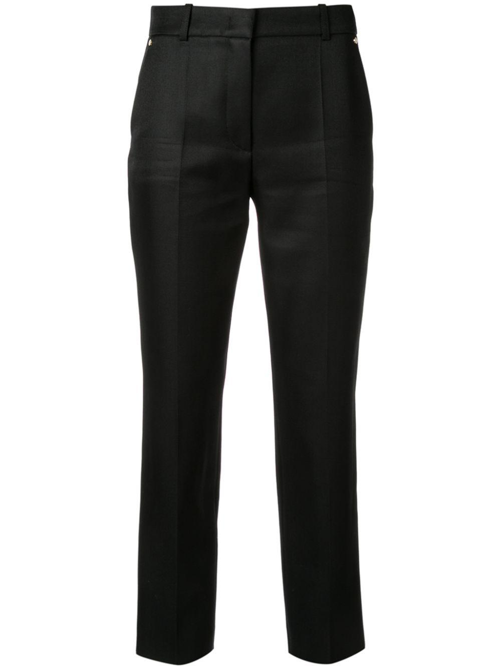 Emilio Pucci | укороченные брюки с завышенной талией | Clouty