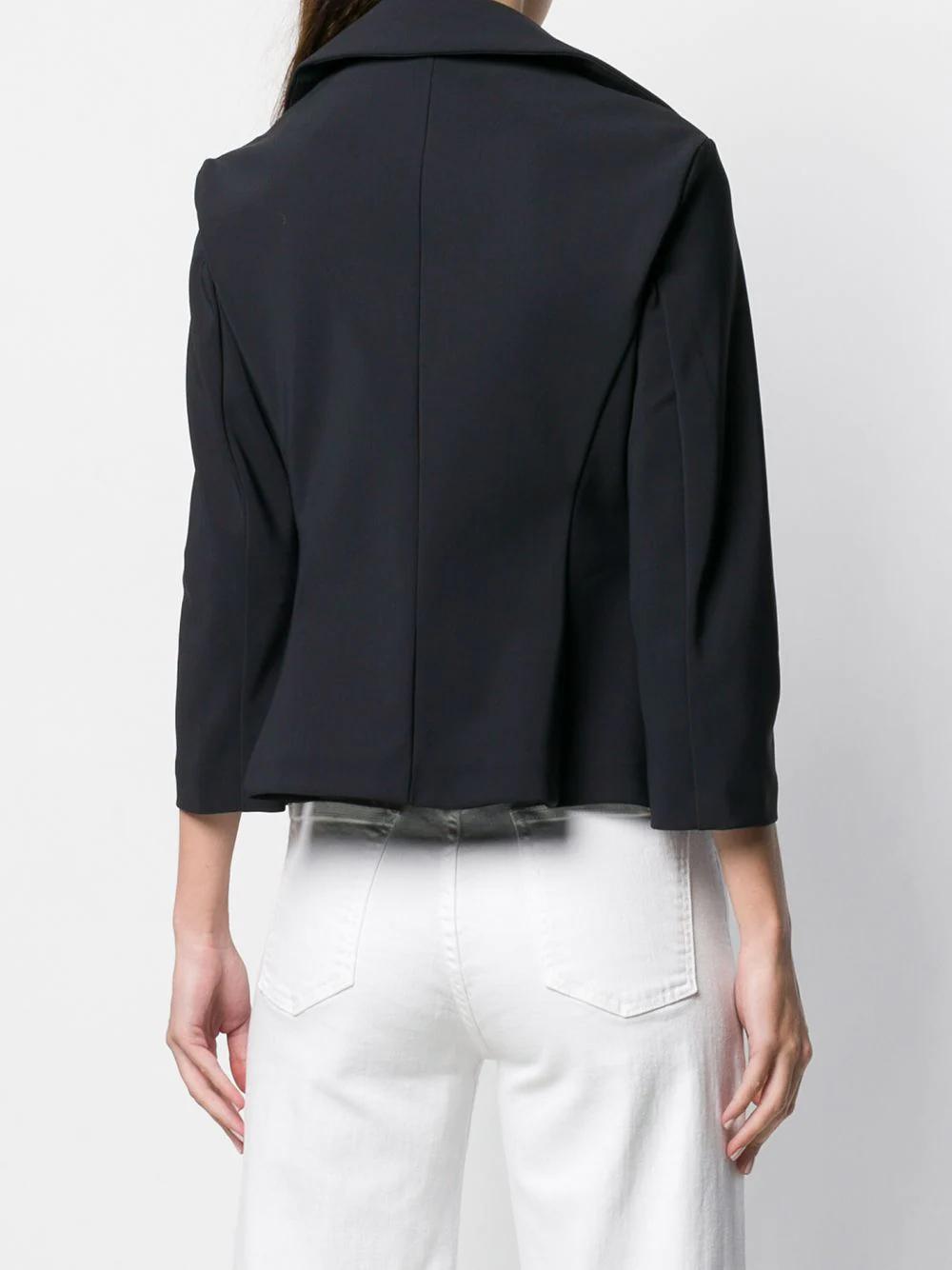 Le Petite Robe Di Chiara Boni | приталенный блейзер | Clouty