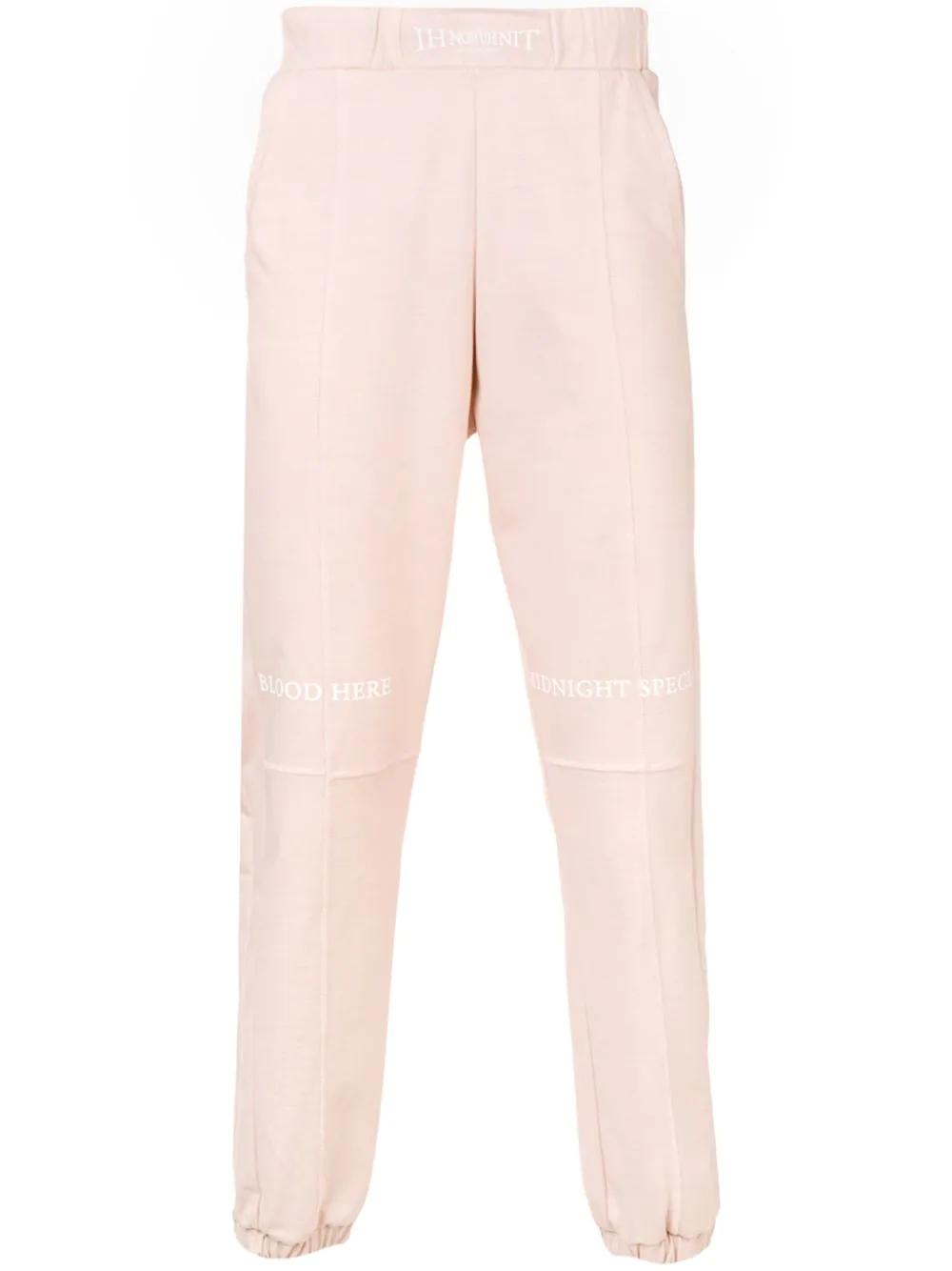 Ih Nom Uh Nit | Ih Nom Uh Nit классические трикотажные брюки | Clouty