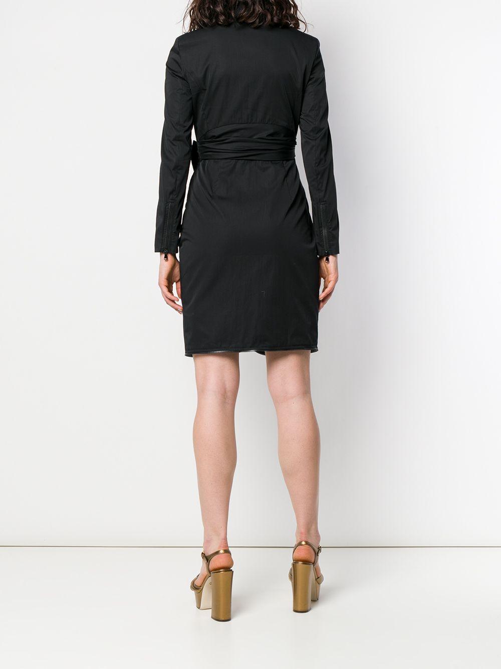 MOSCHINO | платье с запахом | Clouty
